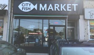 City Fish Market Exterior