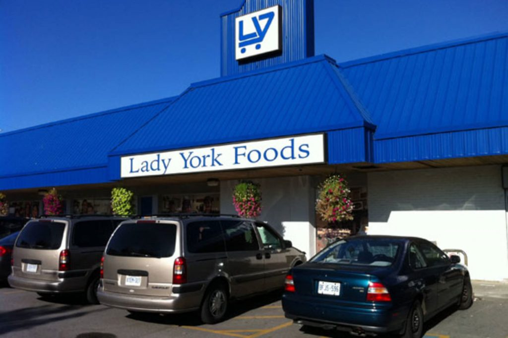 Lady York Ext