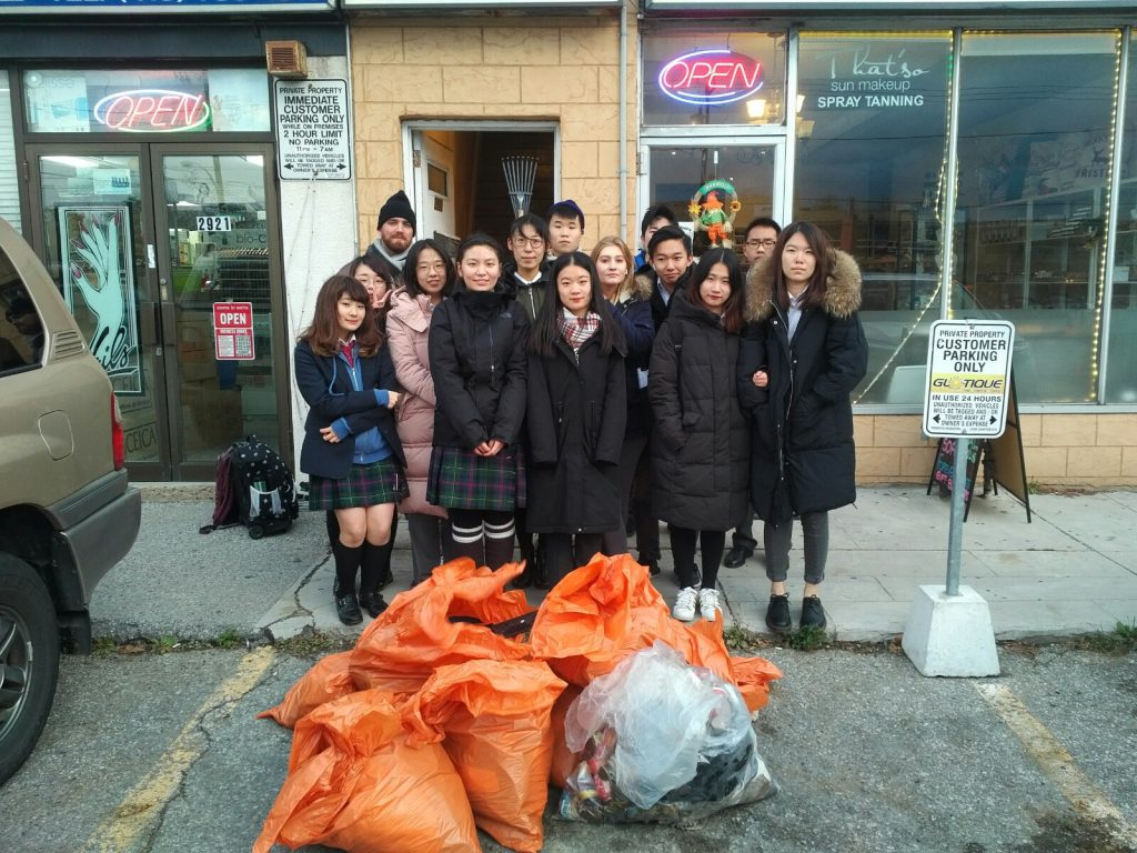 MarkeTo District Community Clean Up November 2018
