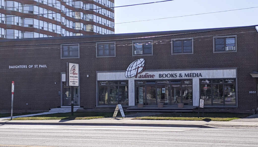 Pauline Books and Media Centre