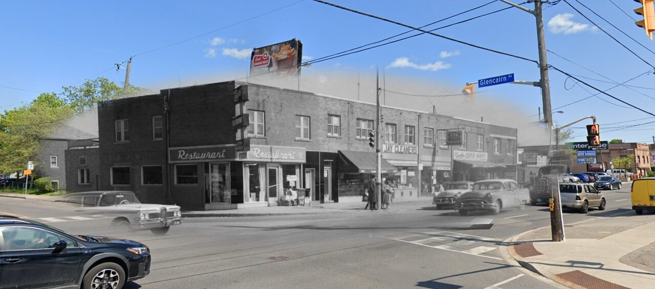 If you are familiar with the Dufferin-Glencairn area, you probably know about DaRosa's Cafe