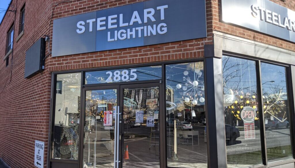 Steel Art Lighting